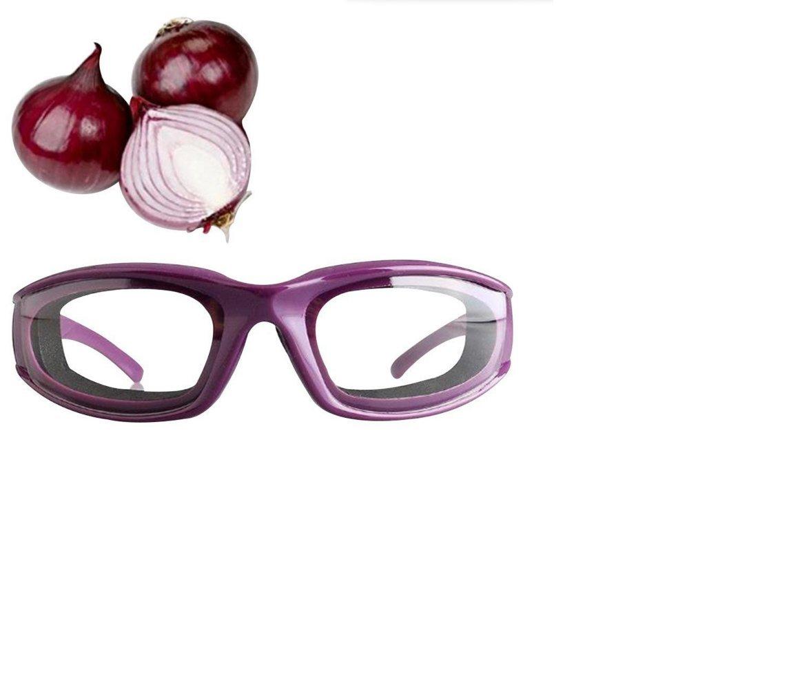 Professional Langlebig Zwiebel Schwimmbrille für Haus und Küche Einsatz, Free Zwiebel Brille, mit hellen Farben und leichtes verhindert Stechen Augen, wenn Schneidebrett Zwiebeln Grün HaoYiShang