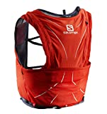 Salomon Adv Skin 12 Set Fiery Red, 2XS