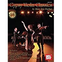Gypsy Violin Classics Book & CD Set