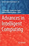 Advances in Intelligent Computing (Studies in Computational Intelligence)