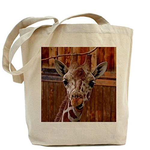 Cafepress goofy-giraffe Tote bag – standard multi-color by Cafepress