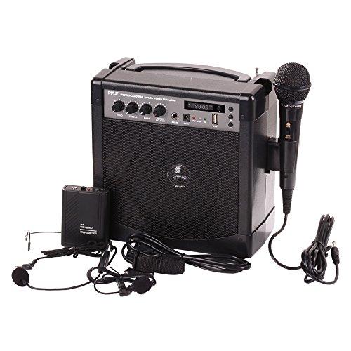 Portable Microphone Headset With Speaker Amazon Com