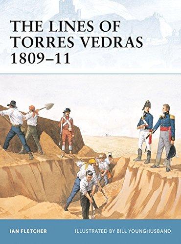 Lines of Torres Vedras 1809-11