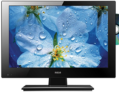RCA DECG13DR 13.3'' LED HDTV AC/DC Power DVD Combo by RCA