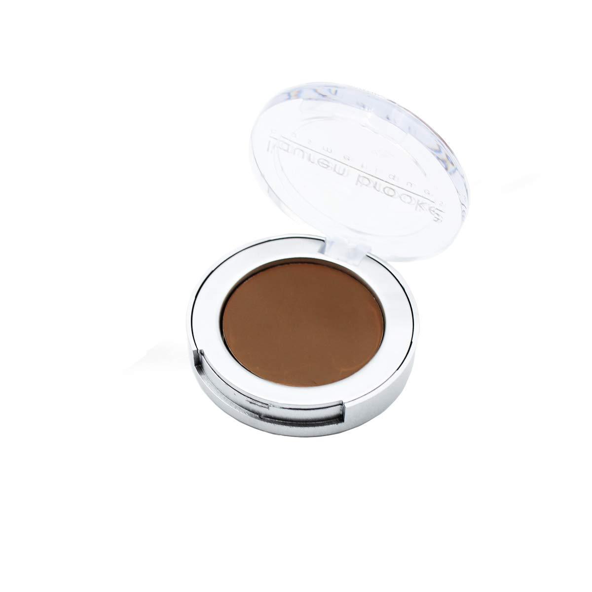 Lauren Brooke Cosmetiques Natural Cream Eyeshadow (Dark Cocoa (Matte))