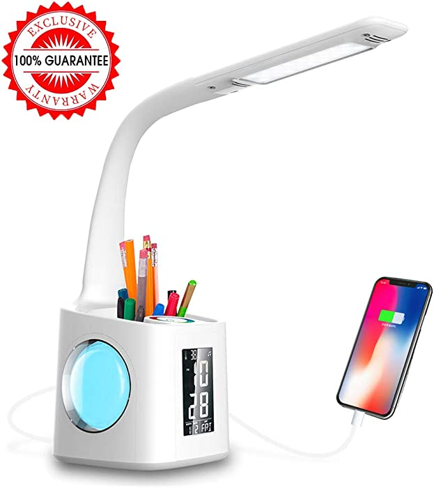 Top 10 Large Reading Magnifier Led Lighted Desktop Lamp