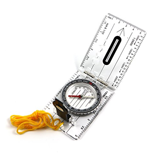 Funtalker Multifunction Map Compass Outdoor Navigation (Camping Navigation Compass)