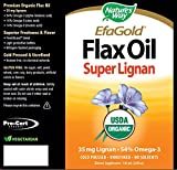 Nature's Way Flax Oil Super Lignan, 24 Fl Oz