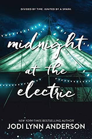 book cover of Midnight at the Electric