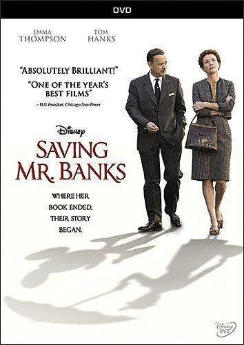 Saving Mr. Banks by Walt Disney Studios Home Entertainment