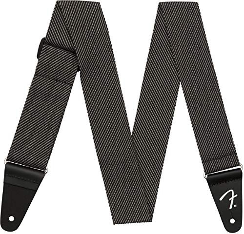 - Fender Modern Tweed Strap Gray/Black 2