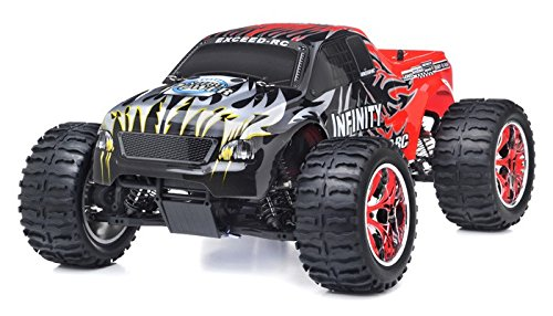 1/10 2.4Ghz Exceed RC Infinitve Nitro Gas Powered RTR Off