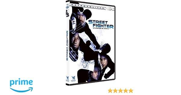 Street Fighter - La légende de Chun-Li Francia DVD: Amazon.es: Kristin Kreuk, Chris Klein, Neal McDonough, Robin Shou, Moon Bloodgood, Josie Ho, Taboo, ...