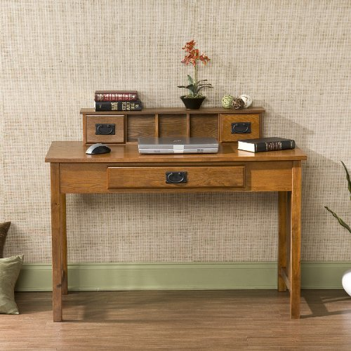Southern Enterprises Francisco Writing Desk 45