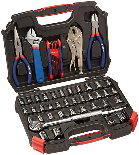 52 Piece Socket Set - 7