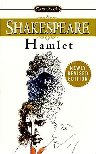 hamlet testo a fronte  The Tragedy of Hamlet: Prince of Denmark: : William ...