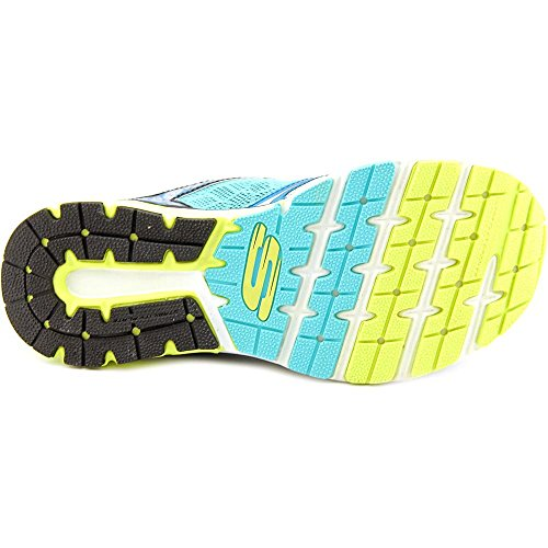 Skechers Sport Optimus zapatilla de deporte de moda White/Blue/Yellow