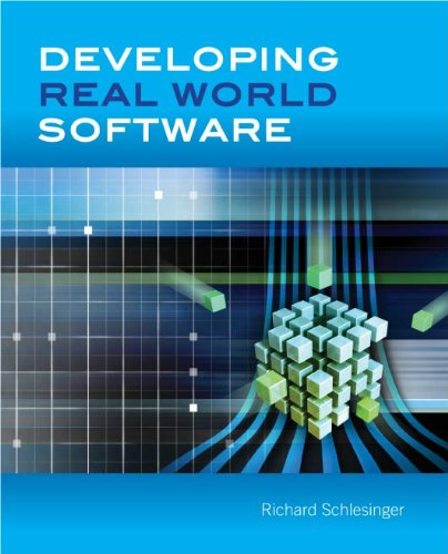 Download Developing Real World Software Pdf