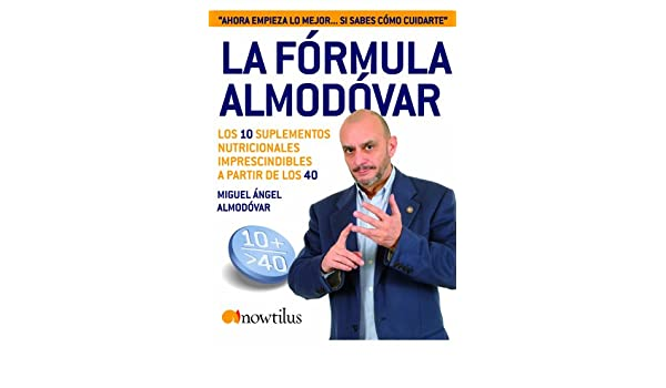 La fórmula Almodóvar (Spanish Edition) - Kindle edition by Miguel Ángel Almodóvar. Health, Fitness & Dieting Kindle eBooks @ Amazon.com.