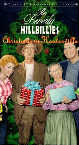 Amazon.com: The Beverly Hillbillies: Christmas in Hooterville [VHS ...
