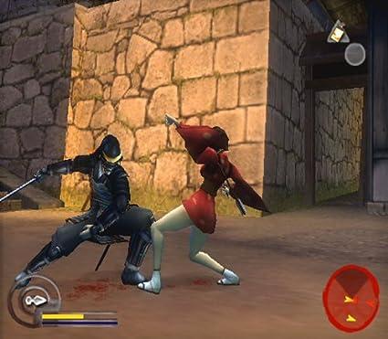 Red Ninja: End of Honor (PS2) [Importación Inglesa]: Amazon ...
