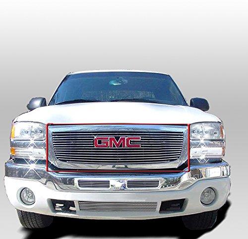 ZMAUTOPARTS GMC Sierra Truck Upper Bille - Gmc Truck Grilles Shopping Results