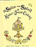 The Spice and Spirit of Kosher-Jewish Cooking, Lubavitch Women's Organization Staff, 0930178017