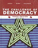 img - for Janda The Challenge Of Democracy Texaas Edition Ninth Edition At New Forused Price book / textbook / text book