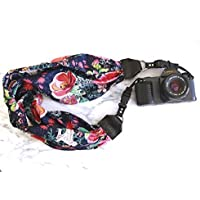 Mimi Green Birdie Scarf DSLR Camera Strap