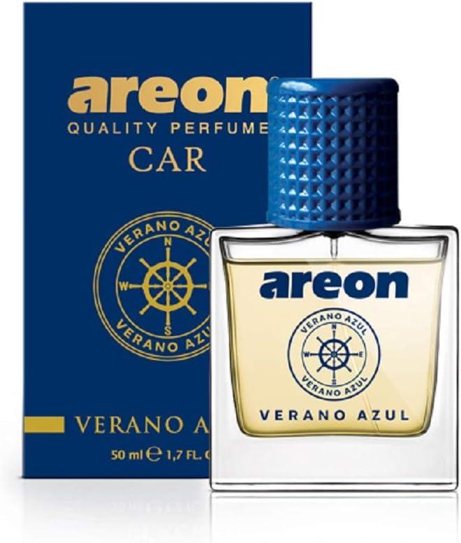 Areon Lufterfrischer Lux Parfüm Verano Azul 50ml Auto