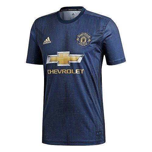 Utd Man Soccer (adidas 2018-2019 Man Utd Third Football Shirt)