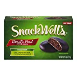 Since 1992, SnackWell's has worked tirelessly to bring delicious snacks we all can feel good about to your home, by creating a variety of delicious fat-free products like our signature Devil's Food Cookie Cakes and peanut-free treats like our tasty V...