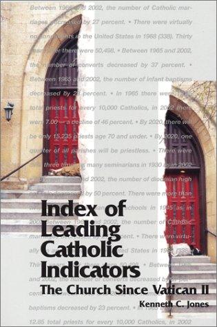 How to buy the best index of leading catholic indicators?