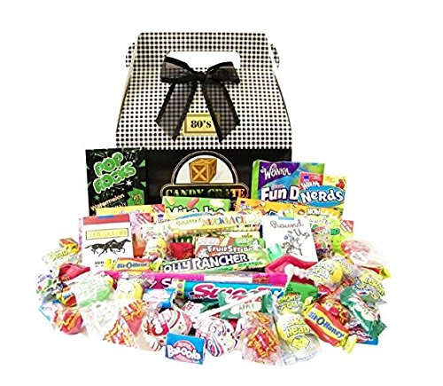 Candy Crate 1980s Classic Retro