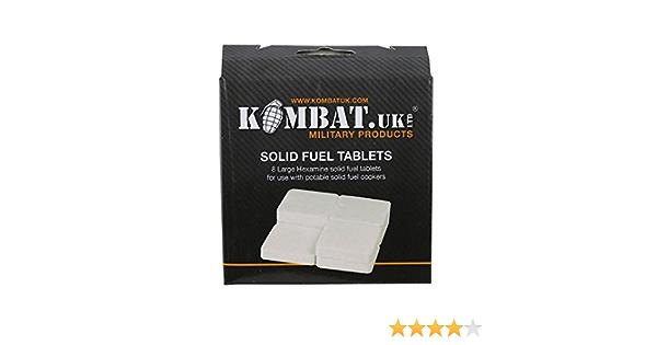 Las fuerzas militares Camping estufa de combustible sólido tabletas
