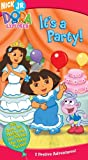 Dora the Explorer:Its a Party [VHS]