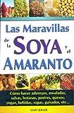 Maravillas de la Soya y el Amaranto, Mary Jerade, 9706662014
