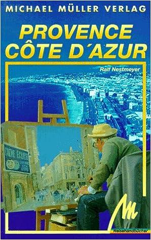 Provence Cote D Azur Livre En Allemand 9783932410062