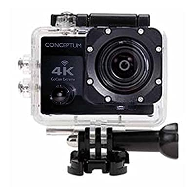 4K GoCam Extreme Qh3+–Wifi- Conceptum Caméra d'action