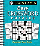 Brain Games - Easy Crossword Puzzles