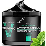 Activated Black Charcoal Toothpaste Whitening for Teeth Toothbrush Tooth Beauty Makeup Products