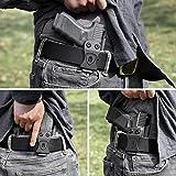 Glock 19 Holster, IWB Kydex Holster Fit for Glock