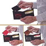 18 RFID Blocking Sleeves