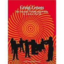 Group Lessons for Suzuki: Violin and Viola