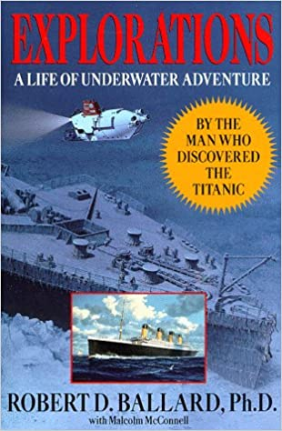 Book Explorations: A Life of Underwater Adventure