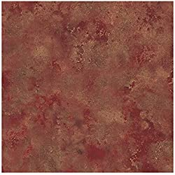 Norwall FT23535 Textures Wallpaper Red and Bronze