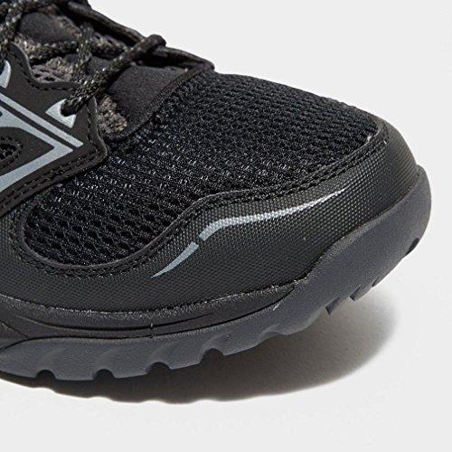 Hi Tec velocidad de vida transpirable ultra zapatos para caminar zapatos de arranque negro, Negro, 38