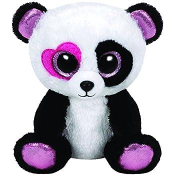 6c0d75fca52 Amazon.com  Ty Beanie Boo Buddy - Boom Boom Panda  Toys   Games