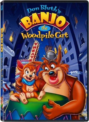 - Banjo the Woodpile Cat