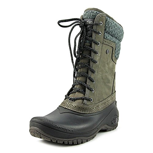 The North Face Shellista II Mid Boot Women's Plum Kitten Grey/Phantom Grey 9.5 by The North Face (Image #5)